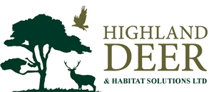 Highland Deer and Habitat Solutions Logo